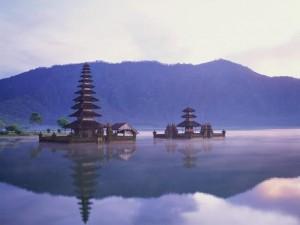 UNESCO werelderfgoed van Indonesië: Pura Ulun Danu