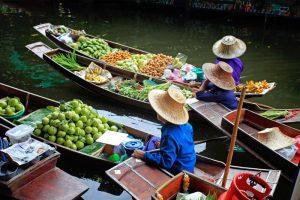 drijvende-markt-thailand