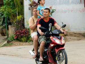 Bromfiets Thailand