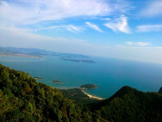 Klimaat in Maleisië: Langkawi bezoek je best tussen november en april