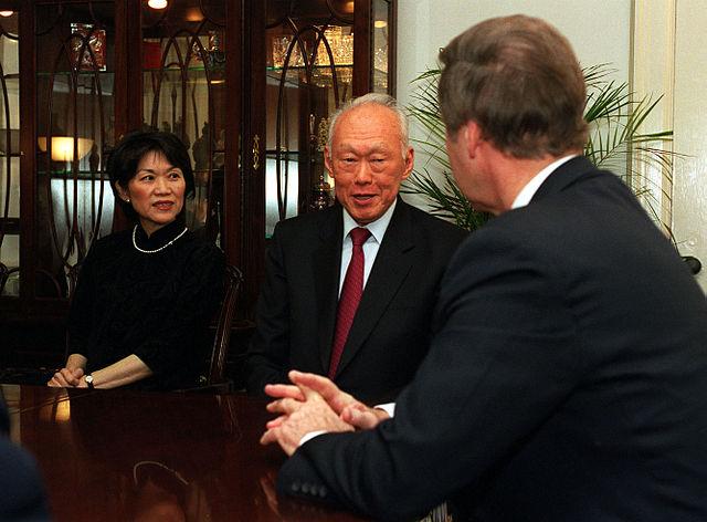 Lee Kuan Yew speelde een belangrijke rol in de geschiedenis van Singapore