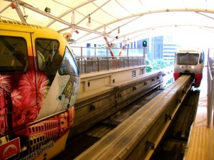 Rondreizen in Maleisië kan in Kuala Lumpur zelfs per monorail