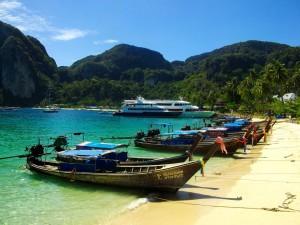 Klimaat in Thailand - het zuiden bezoek je best tijdens onze winter