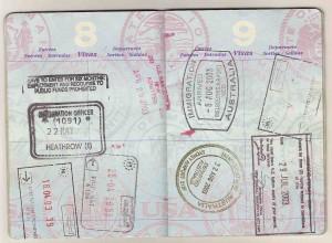 Geen visum nodig voor Thailand - of toch?
