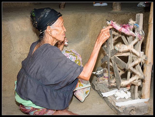 De Sasaks zijn een etnische groep die je op Lombok terugvindt.