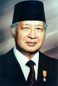Soeharto speelde een belangrijke rol in de geschiedenis van Indonesië