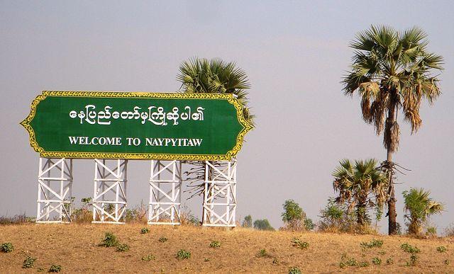 Birma of Myanmar? Rangoon/Yangon of Naypyidaw? Het is een kwestie van erkenning.