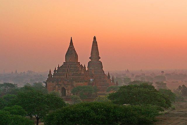 Bagan: kandidaat UNESCO werelderfgoed van Myanmar