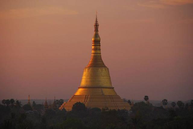 Bago: kandidaat UNESCO werelderfgoed van Myanmar