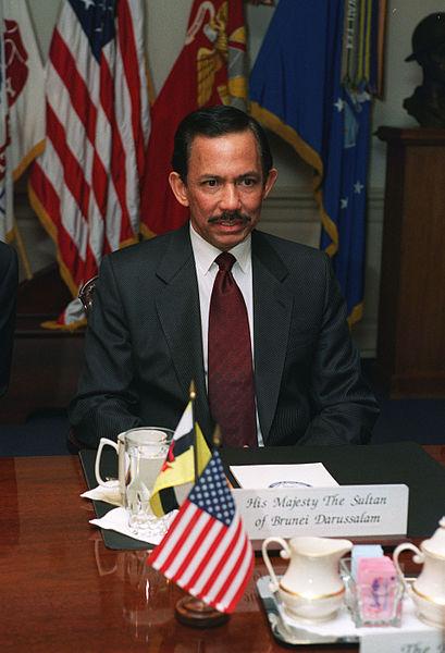 De sultan van Brunei: Hassanal Bolkiah