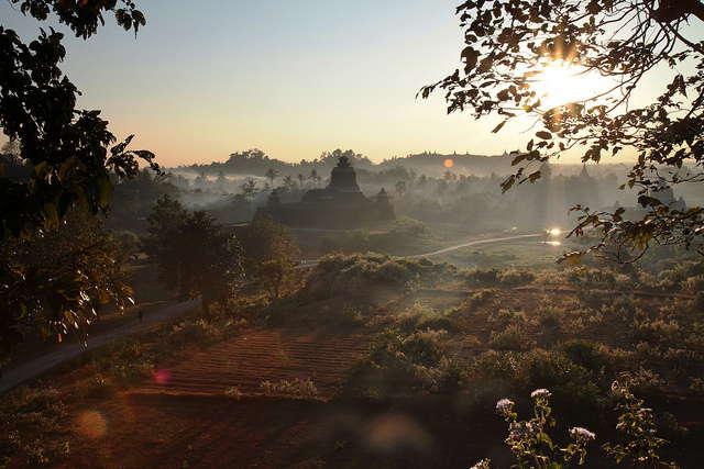 Mrauk U: kandidaat UNESCO werelderfgoed van Myanmar