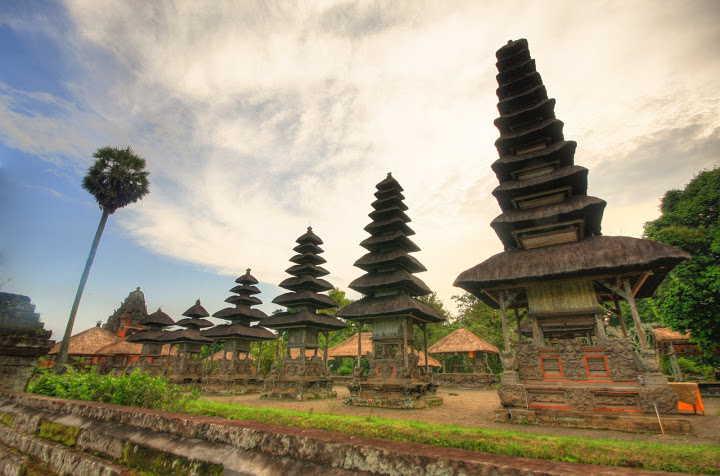 UNESCO werelderfgoed van Indonesië: Pura Taman Ayun