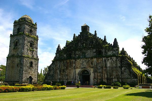 UNESCO werelderfgoed van de Filipijnen: San Augustin