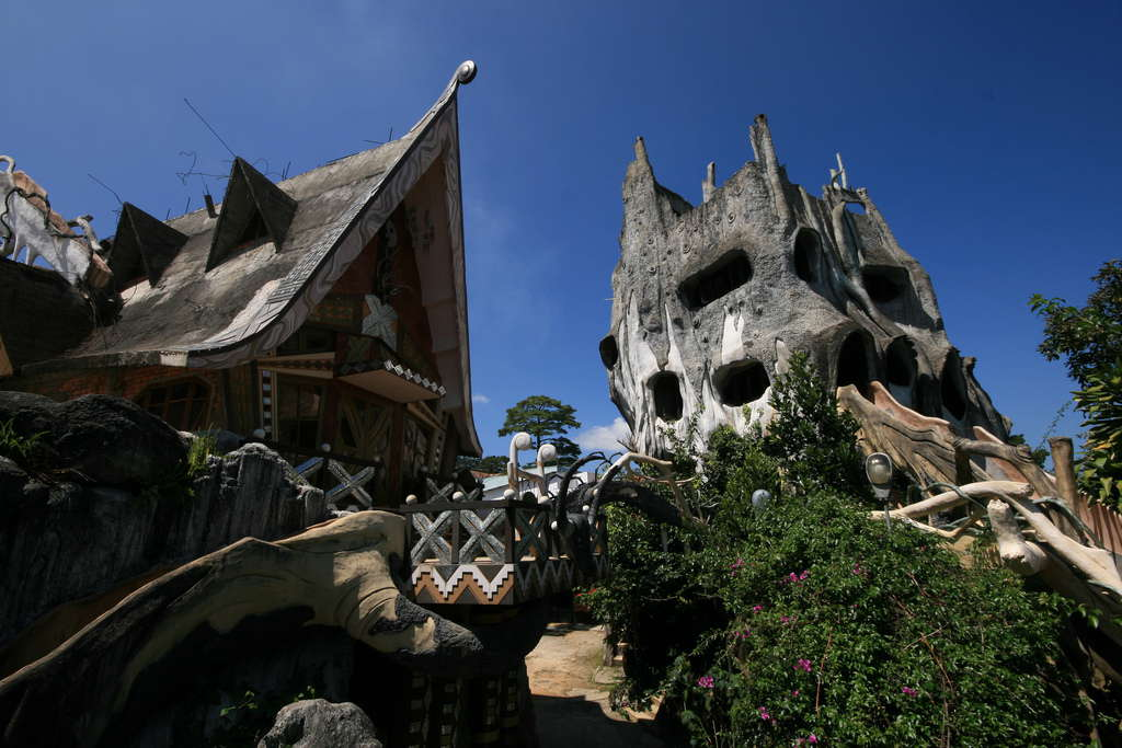 Crazy House Da Lat