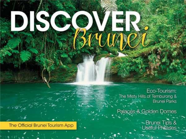 Discover Brunei app
