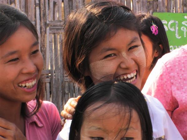 Myanmarese samenleving