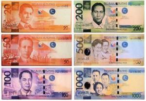 Reiskost in de Filipijnen: betalen doe je met peso's