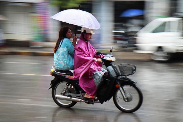 Beste reistijd voor Myanmar: vermijd het moessonseizoen.