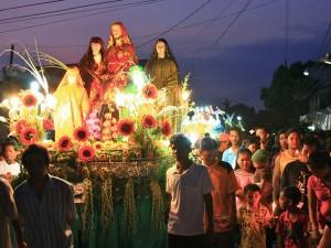 Het christendom is een essentieel onderdeel van de Filipijnse samenleving