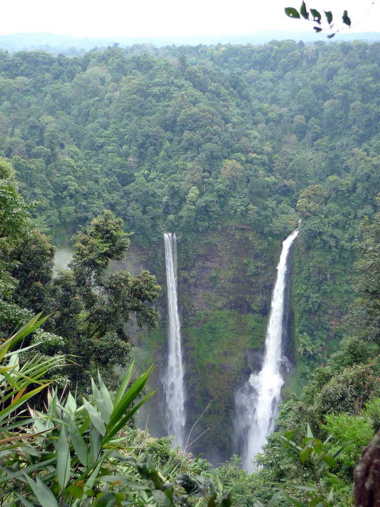 De mooiste watervallen van Laos: Tad Fane