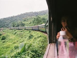 Rondreizen in Vietnam per trein is een ideale manier om het land te zien