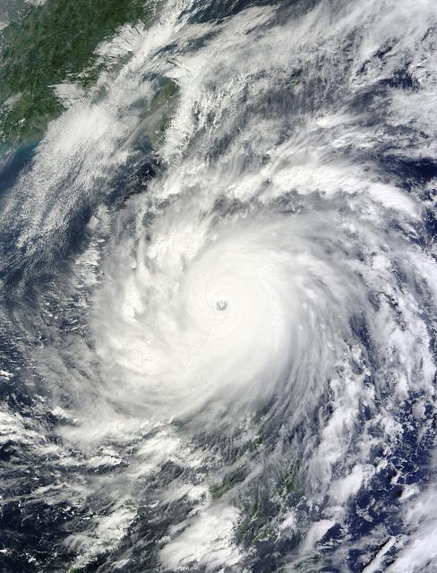 Klimaat in de Filipijnen: vermijd het tyfoonseizoen.