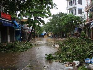 Het klimaat in Vietnam: vermijd het tyfoonseizoen aan de centrale kust.