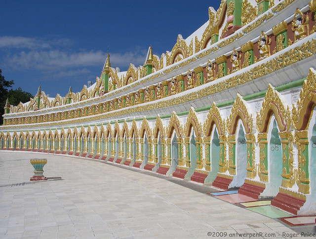 Sagaing: kandidaat UNESCO werelderfgoed van Myanmar