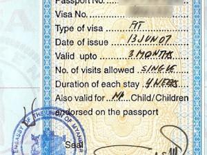 Je hebt een visum nodig voor Myanmar