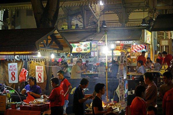 Lau Pat Market
