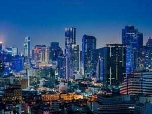 Bangkok staat op de eerste plaats van de topsteden in Azië