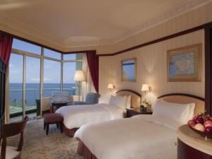 Accommodatie in Brunei: hotels zijn vrij duur.