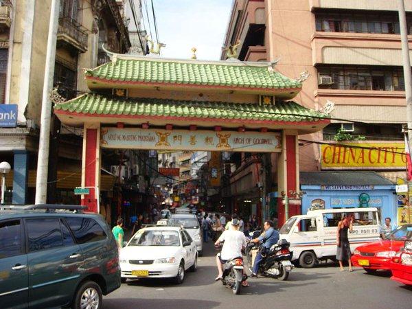 Chinatown Manilla