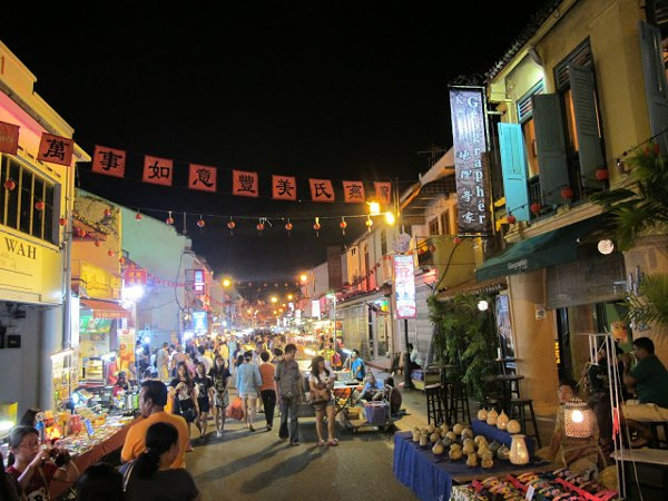 Chinatown Melakka