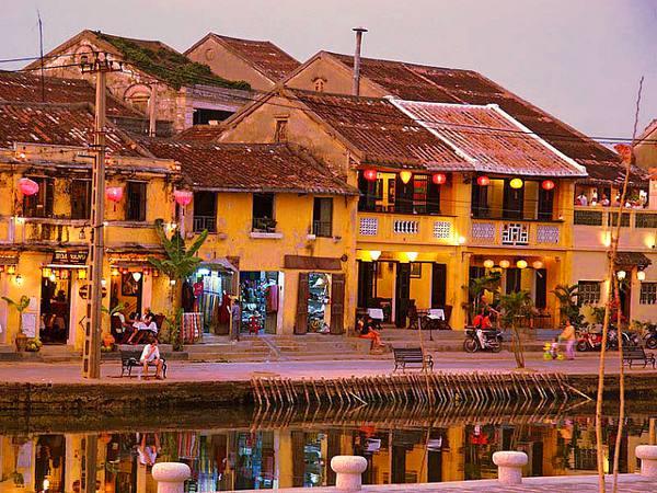 Hoi An is UNESCO werelderfgoed en één van de bezienswaardigheden van Vietnam