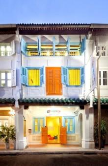 Accommodatie in Singapore: hostels zijn vaak een goede keuze.
