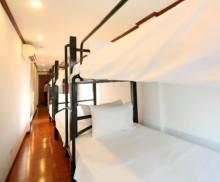 Geschikte accommodatie in Vietnam: hostels zijn vaak een goede en goedkope optie.