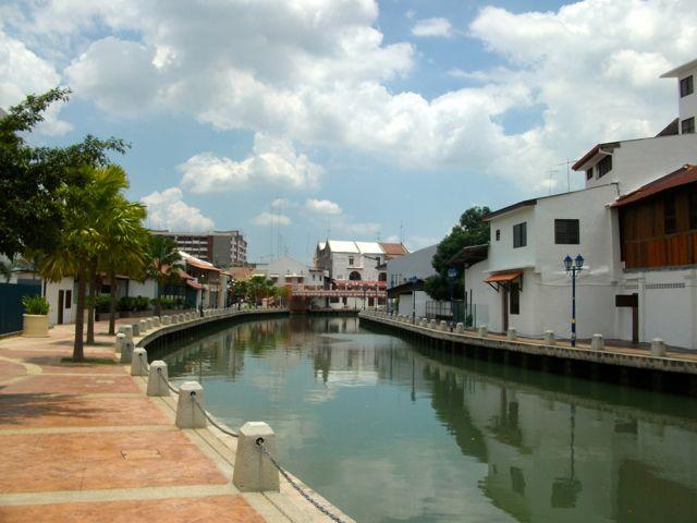 Melakka, één van de 4 UNESCO werelderfgoedsites van Maleisië