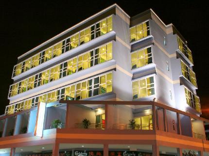 Accommodatie in Singapore: hotels zijn niet goedkoop.