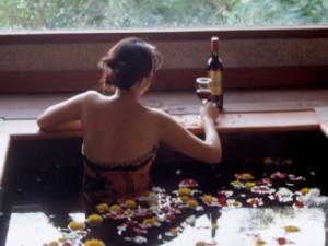 Thaise wijn: in het landgoed van Des Brumes is er ook een spa