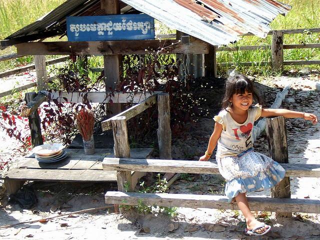 Cambodja bezienswaardigheden: de begraafplaats van Pol Pot