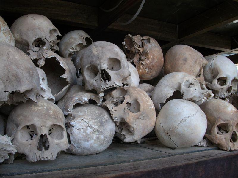Hoe luguber ook, de killing fields zijn een must-see om Cambodja te begrijpen