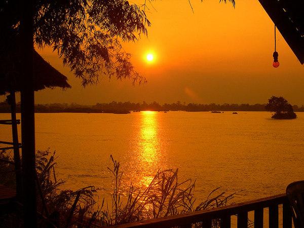 Si Pan Don is één van de bezienswaardigheden van Laos
