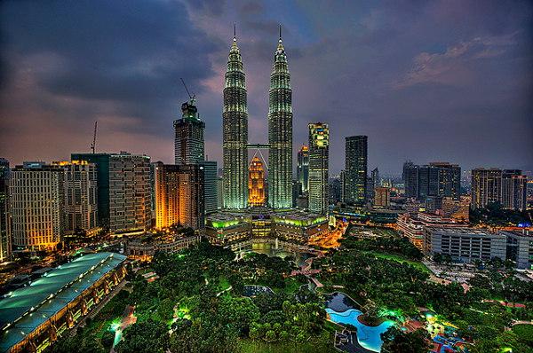 Kuala Lumpur is één van de highlights van Maleisië