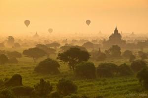 Bagan is dé bezienswaardigheid van Myanmar en misschien wel van heel Zuidoost-Azië