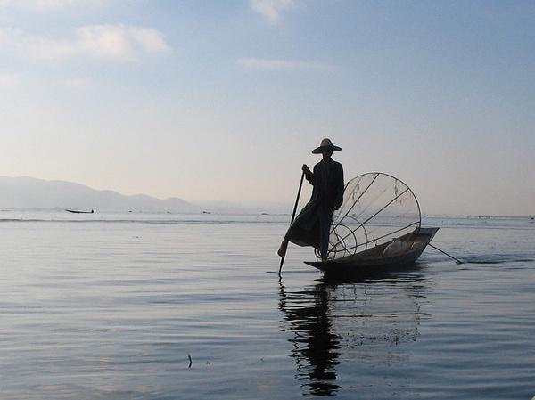 Inle Lake is één van dé absolute bezienswaardigheden van Myanmar