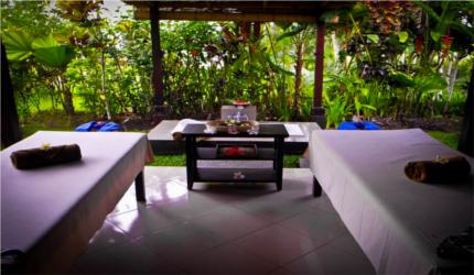 De beste spa hotels van Bali: Bhanuswari