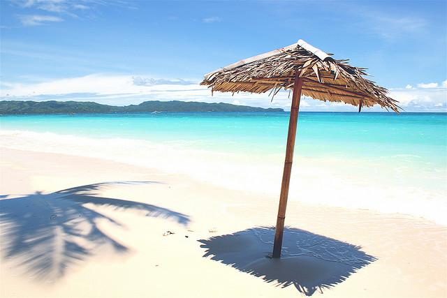 Boracay is een populaire bestemming in de Filipijnen.