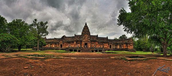 Phanom Rung is één van de bezienswaardigheden in Isaan