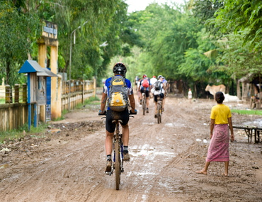 Adventure races in Zuidoost-Azië: de Bamboo Road